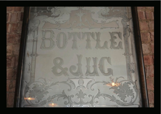 Bottle & Jug Dept flyer