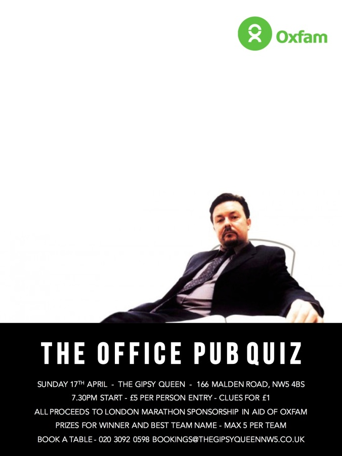 OFFICE QUIZ