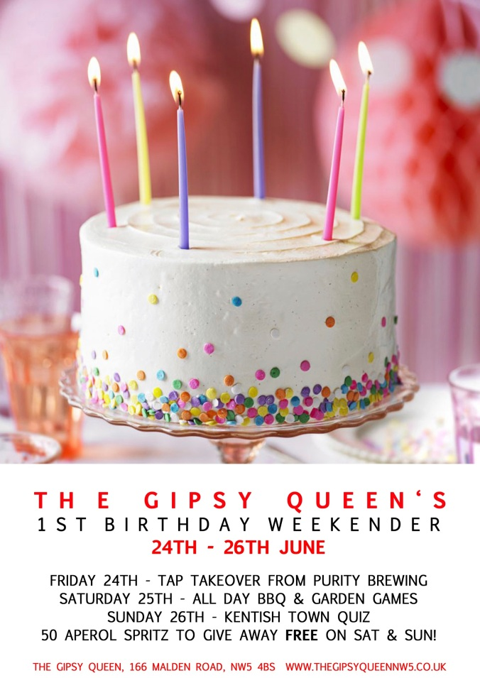 Gipsy Birthday Weekend